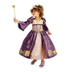 Costum rapunzel 5-6 ani