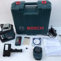 Nivela Laser Rotativa Bosch GRL 500 HV Fabricatie 2017