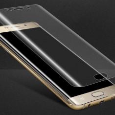Folie de Sticla Clear Curved 3D Tempered Glass Samsung Galaxy S8