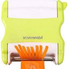 Decojitor Multifunctional Pliabil Peeler 2 capete BX1088
