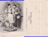 Tipuri din Romania- Vanzator-clasica