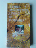 Ethnic Minorities living in Romania