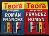 Dicționar român - francez /francez - român