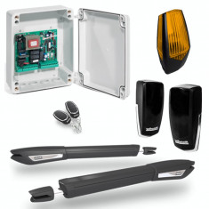 Kit automatizare poarta batanta 2x4m -MOTORLINE