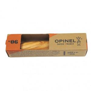 Cutit Opinel Nr 06 Maslin Otel Inox 002023