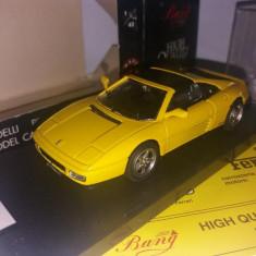 Macheta Ferrari 348 ts Stradale - BANG scara 1:43