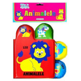 Citim in cadita: Animalele PlayLearn Toys