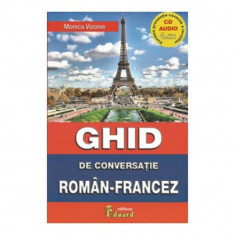 Ghid de Conv. Roman-Francez cu C.D. - Monica Vizonie