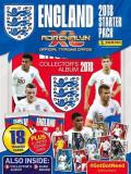 Album Colectie England 2018 Adrenalyn Xl Trading, Panini