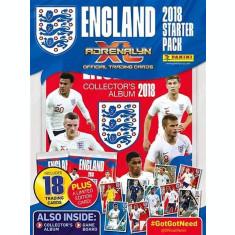 Album Colectie England 2018 Adrenalyn Xl Trading
