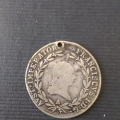 20 KREUZER 1810 A AUSTRIA