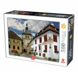 Cumpara ieftin Puzzle landscapes Sighisoara, 500 piese