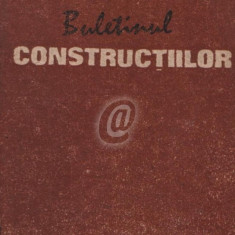 Buletinul constructiilor, vol. 12 (1988)