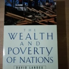 The wealth and poverty of nations - David Landes