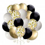 Set 51 baloane si accesorii pentru petrecere, aniversare, Oem