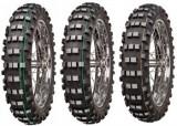 Motorcycle Tyres Mitas EF-07 ( 130/90-18 TT 69R Roata spate, Mischung Super, Rennreifen (Mischung) Super, gelb )