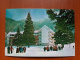Poiana Brasov - Hotel Teleferic - circulata 1978, Fotografie