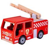 Joc de rol - Masinuta de pompieri, Bigjigs