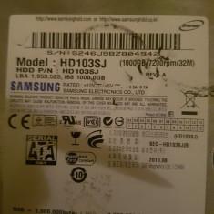 Placa electronica Hard Disk HDD 1TB  Samsung HD103SJ, 1-1.9 TB, SATA 3, Western Digital