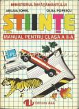 Stiinte. Manual Pentru Clasa a II-a - Aglaia Ionel, Olga Popescu