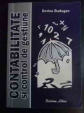 Contabilitate Si Control De Gestiune - Dorina Budugan ,544812