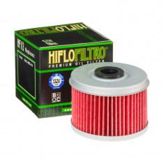 Filtru Ulei Hiflofiltro Honda HF113 Honda Cod Produs: MX_NEW HF113