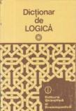 Gheorghe Enescu - Dicționar de logică