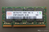 Memorie (ram) de laptop Sodimm HYNIX 2Gb DDR2 800Mhz PC2-6400S