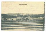 5053 - MARIA RADNA, Railway Station, Romania - old postcard - used - 1912