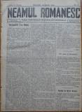Ziarul Neamul romanesc , nr. 2 , 1914 , din perioada antisemita a lui N. Iorga