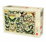Cumpara ieftin Puzzle Encyclopedia - Butterflies, 1000 piese