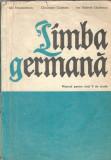 Limba germana. Manual pentru anul 5 de studiu (1983)