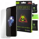 Folie Alien Surface XHD, Apple iPhone 7, protectie ecran + Alien Fiber