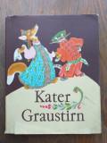 Basme rusesti, cca 1975 / edita in limba germana, superb ilustrata