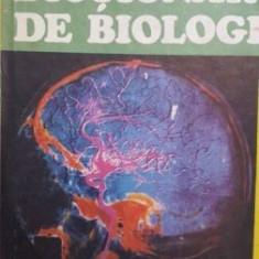 ,Carte veche 1989,ca NOUA,Dictionar de biologie-teofil craciun-luana-leonora,T.G