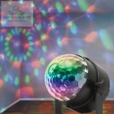 Lumina Party LED – model Cristal Magic