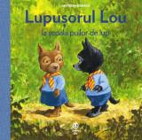 Lupușorul Lou la școala puilor de lup, Pandora-M