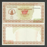 ZIMBABWE  20000  20.000  DOLARI  DOLLARS  2003  UNC  [1]  P- 23e  , necirculata