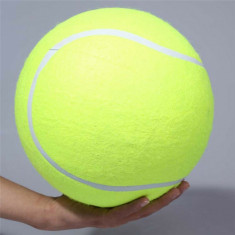 Minge de tenis gigant, 24cm, verde, Gonga