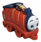 Set de joaca Fisher-Price Thomas si prietenii Prima mea Locomotiva James