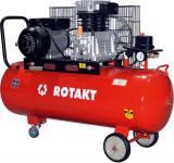 Compresor cu piston Z-0.25/8, 100L, 8 bar, 250l/min, Rotakt