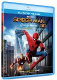 Omul-Paianjen: Intoarcerea acasa / Spider-Man: Homecoming - BLU-RAY 3D + 2D Mania Film, Sony