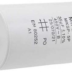 Condensator MIFLEX pentru motor 35Uf 450V
