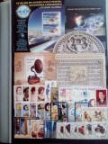 ROMANIA -  LOT 11 - serii + colite stampilate
