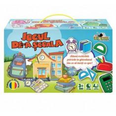 Joc educativ - Jocul de-a scoala