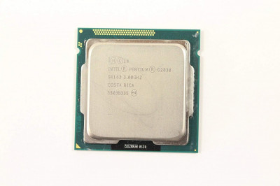 Procesor PC Intel Pentium Dual Ivy Bridge G2030 3Ghz LGA 1155 foto