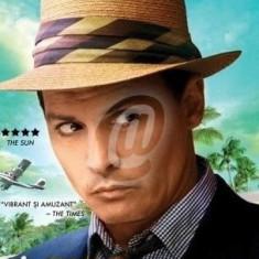Jurnalul unui iubitor de rom (The Rum Diary) (DVD)