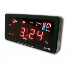 Ceas digital 12V/220V