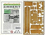 + Set 1/35 Eduard 35563 - Zimmerit Panther A Photo-Etched for Italeri +