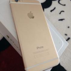 IPhone 6—>64GB, Auriu, 4.7'', Smartphone, Apple